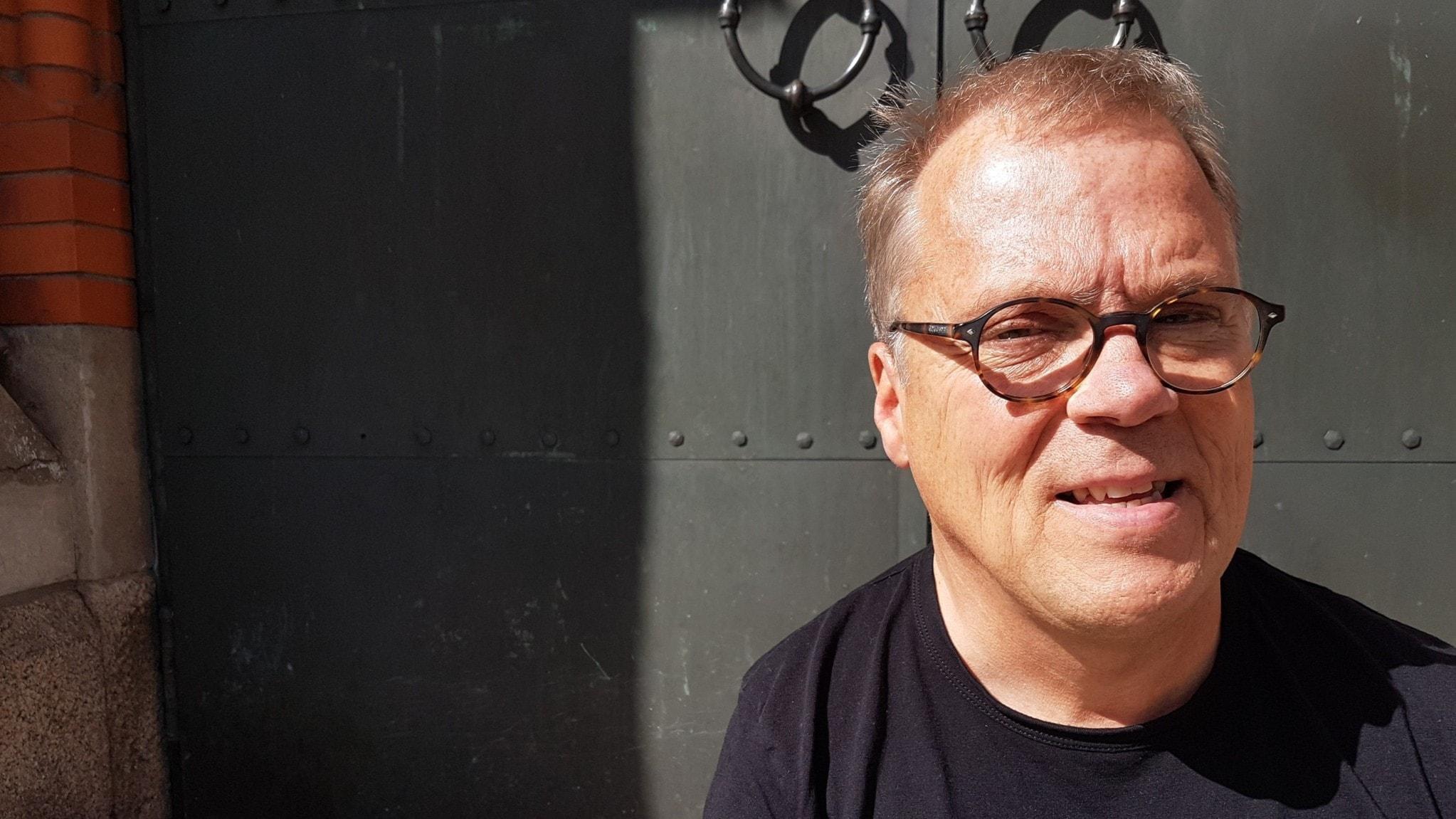 Jag kanske är död - Peter Sundström