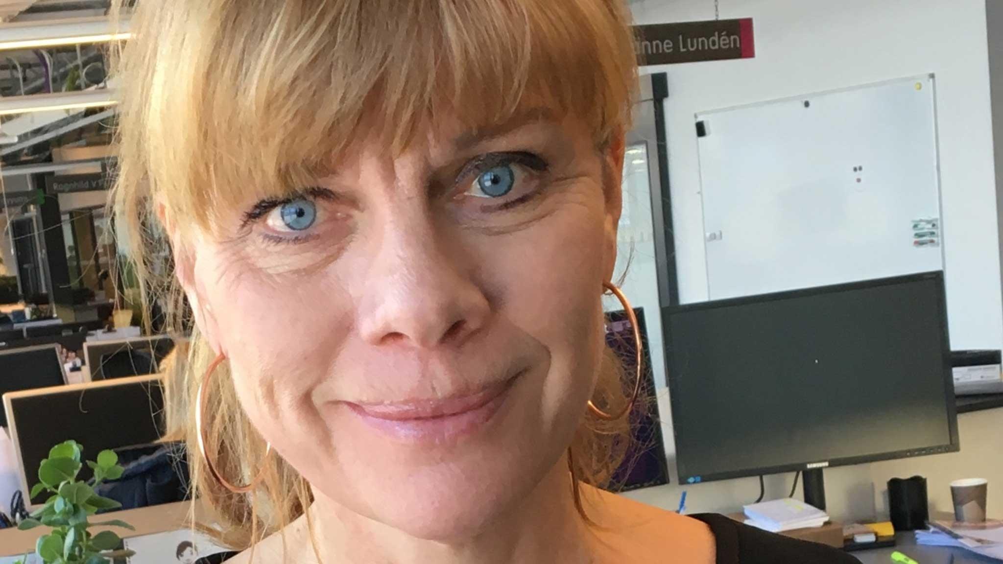 Carin Ahlqvist - att få känna hopp