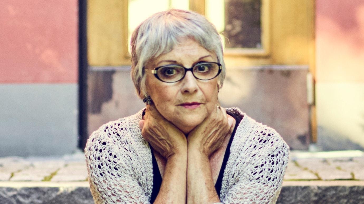 Patricia Tudor Sandahl - Dags att sätta punkt