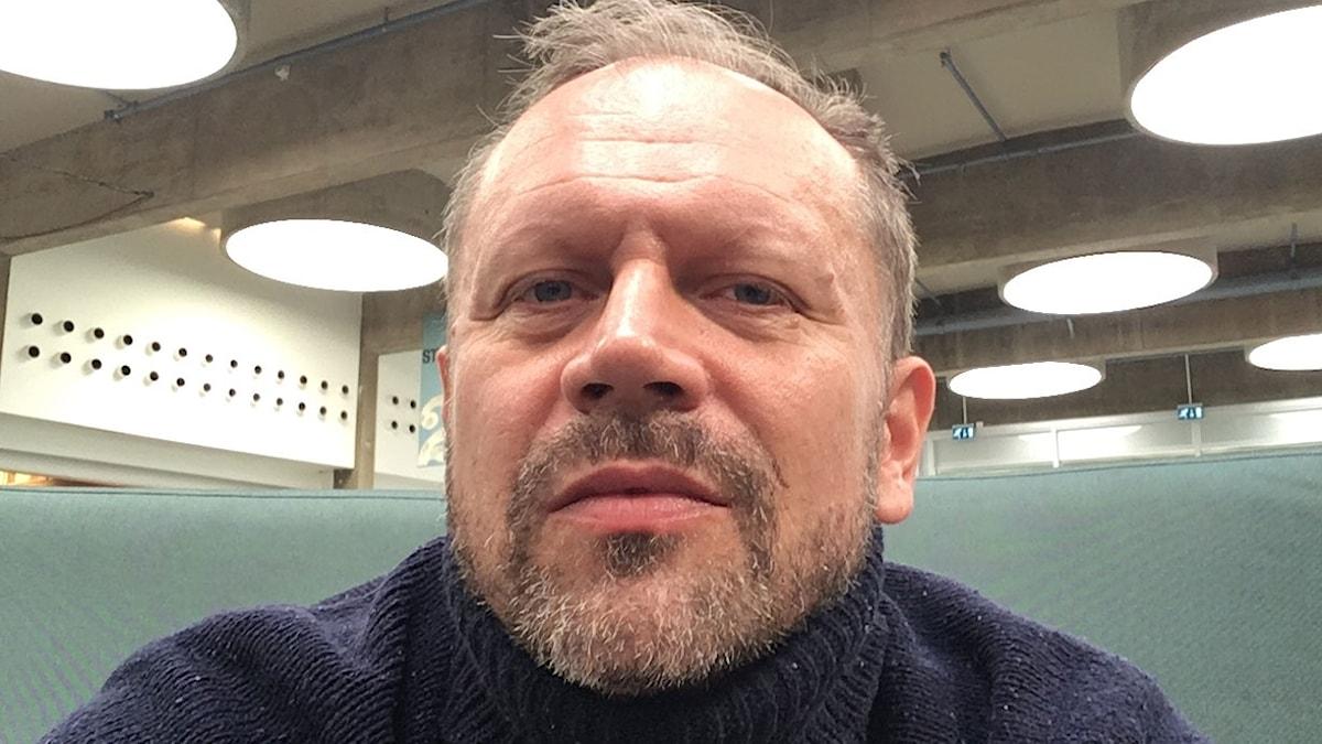 Stefan Lindberg.