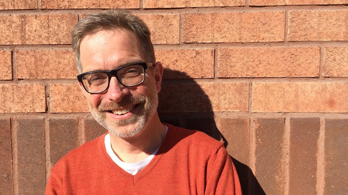 Arne Hassler, överläkare Sunderby sjukhus