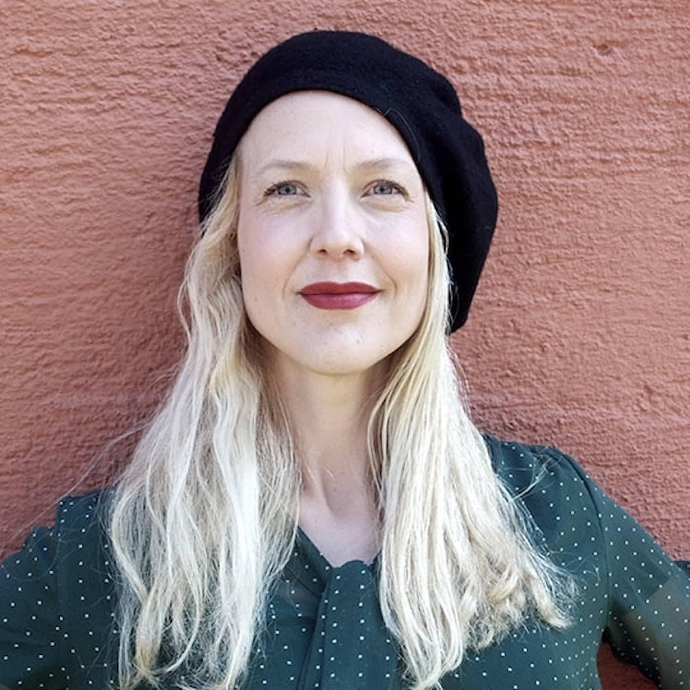 Anna Sundström Lindmark - Ingen jag kände talade om dyslexi