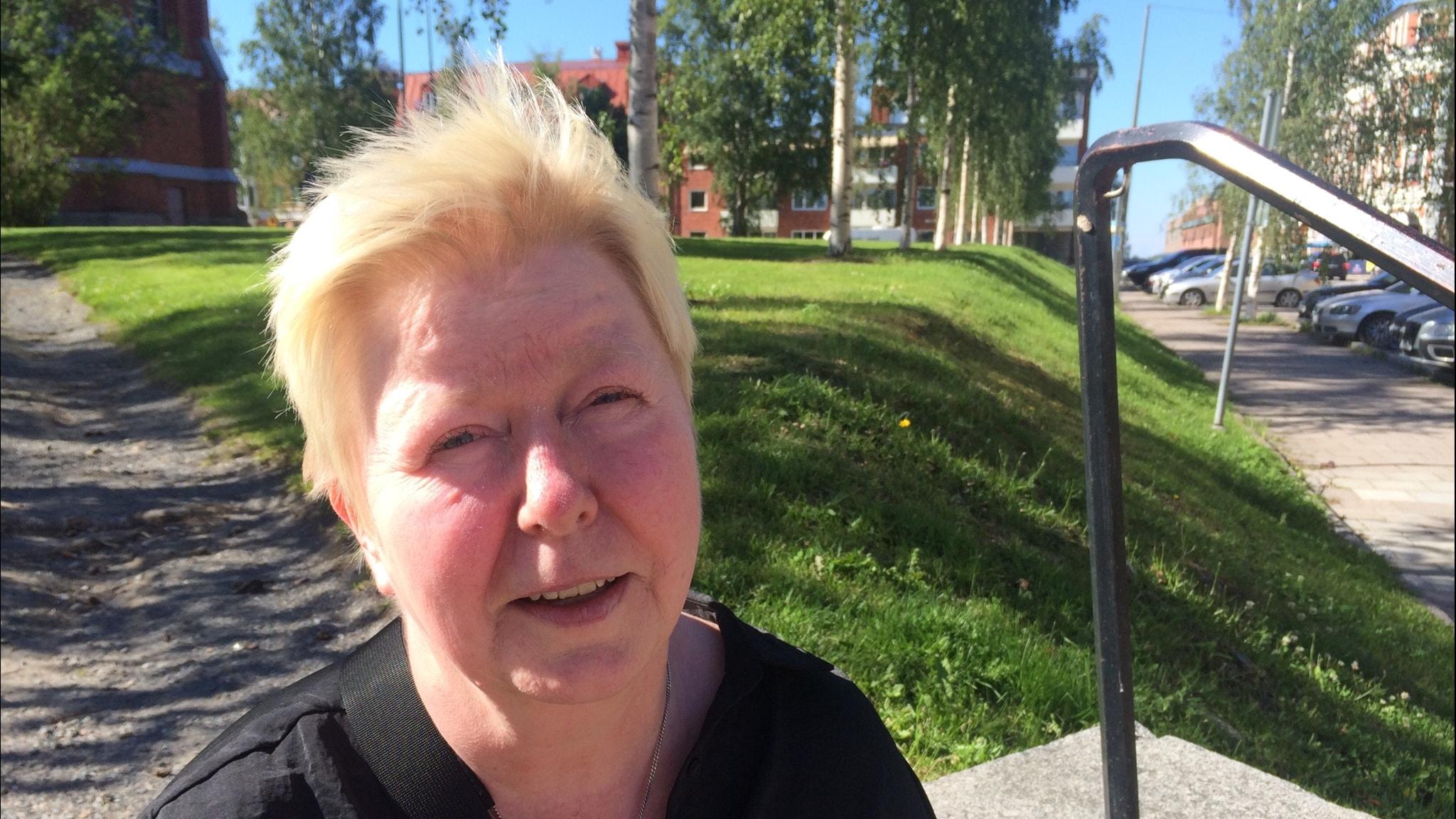 Lena Edenbrink, Luleå