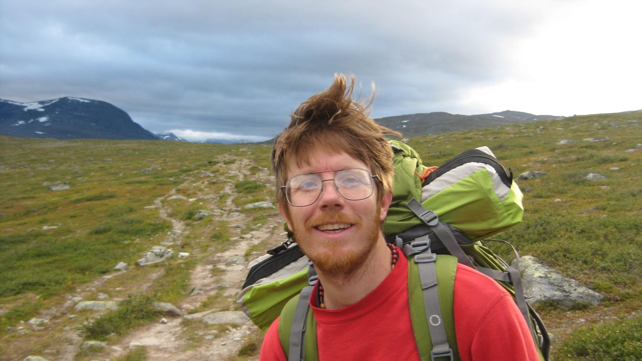 Josh Armfield - Vad vill jag forma mitt liv efter?
