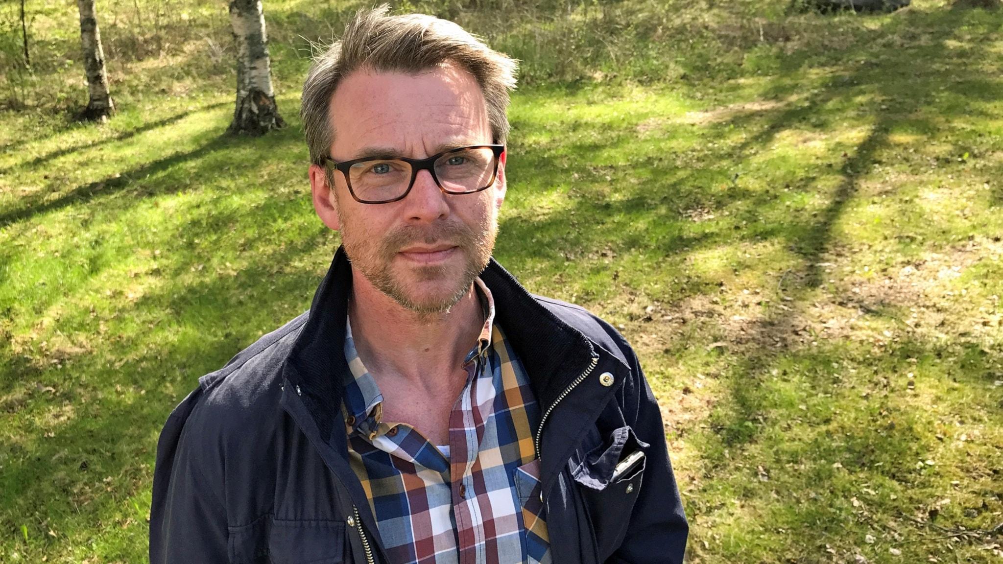 Martin Höög - att våga tro på förändring