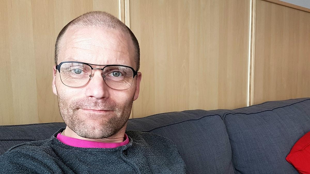 André Bengtsson hörs i Tankar för dagen.