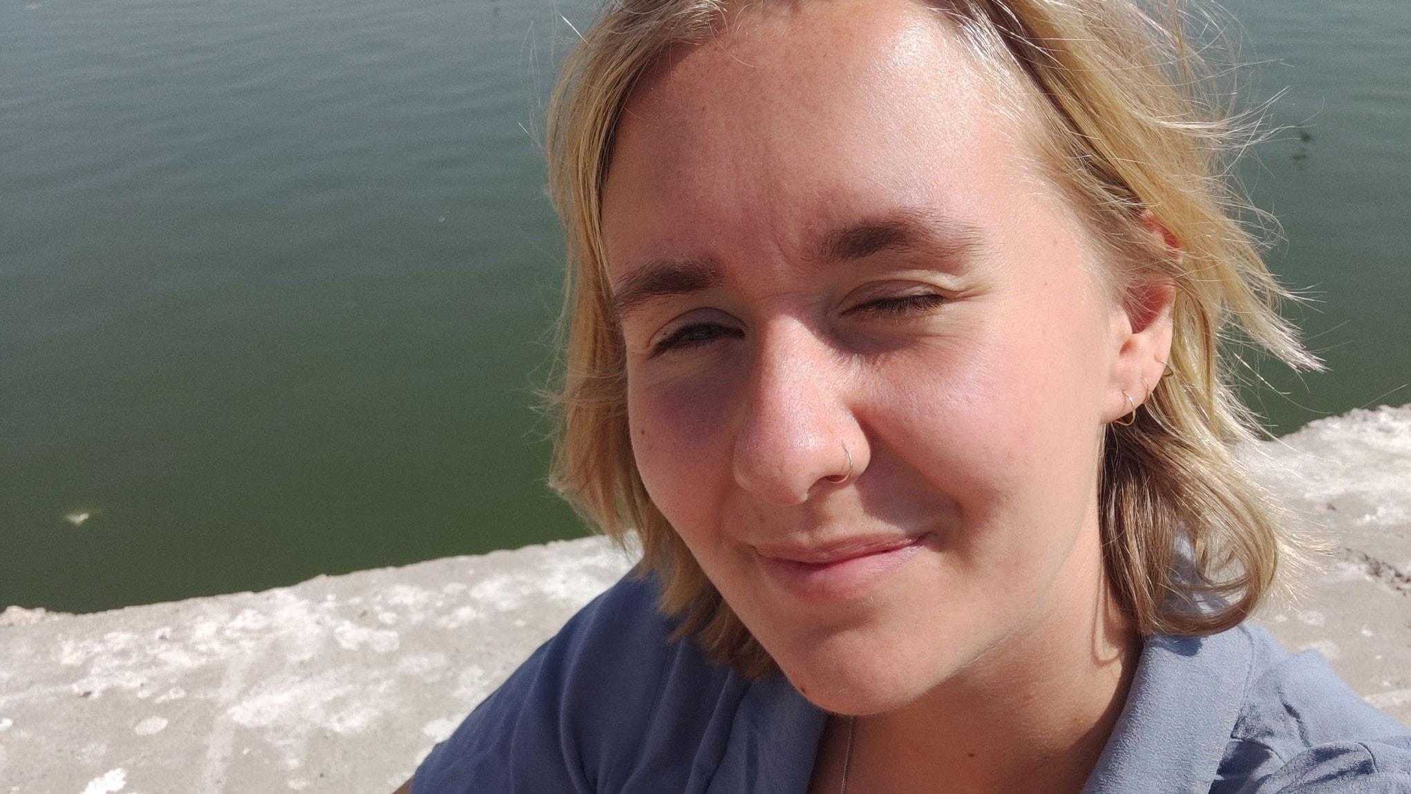 Ellen Tingström - Jag är här i Kasane i Botswana