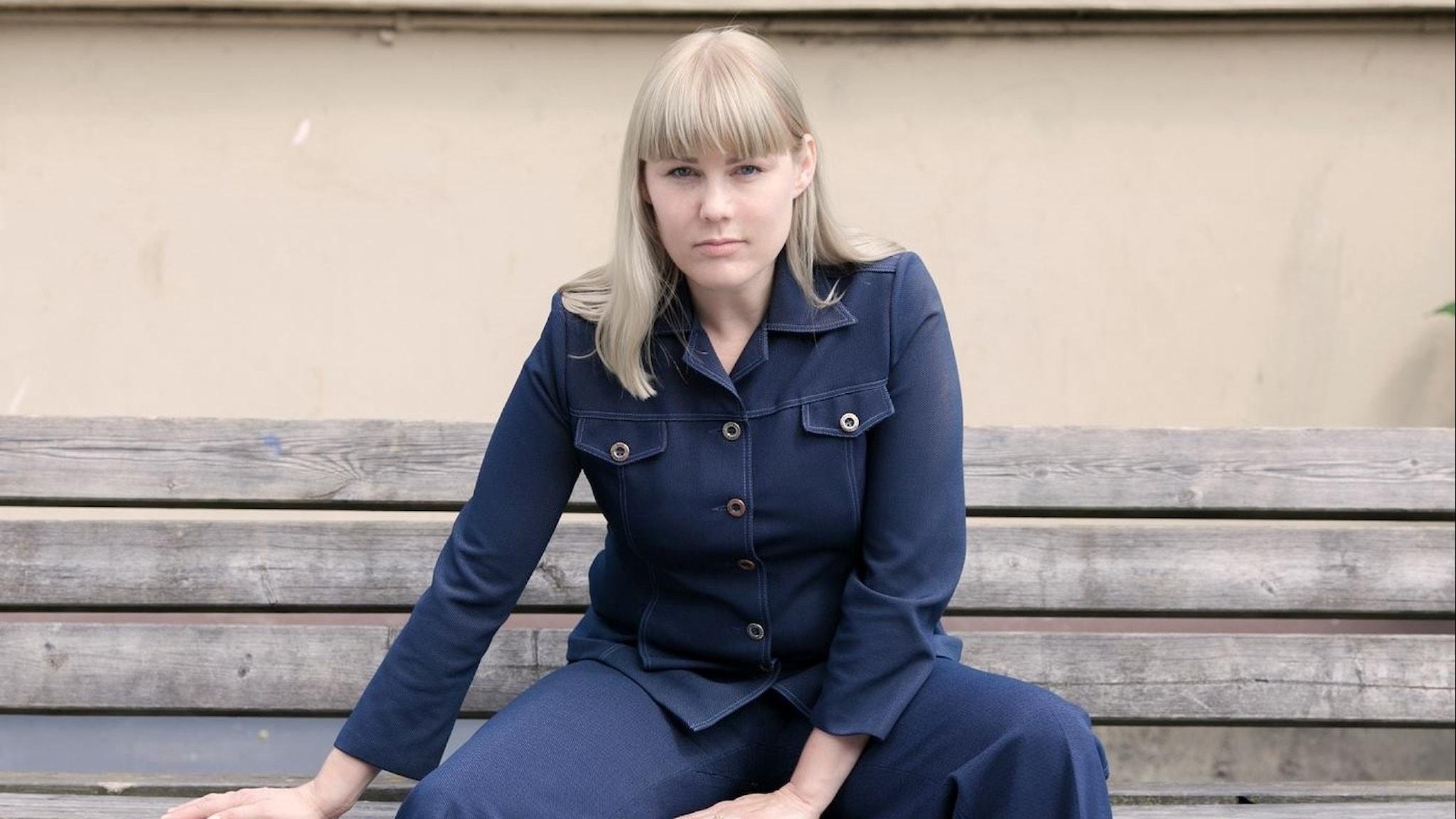 Maria Hellbjörn är kommunikationsstrateg och hörs i Tankar för dagen.