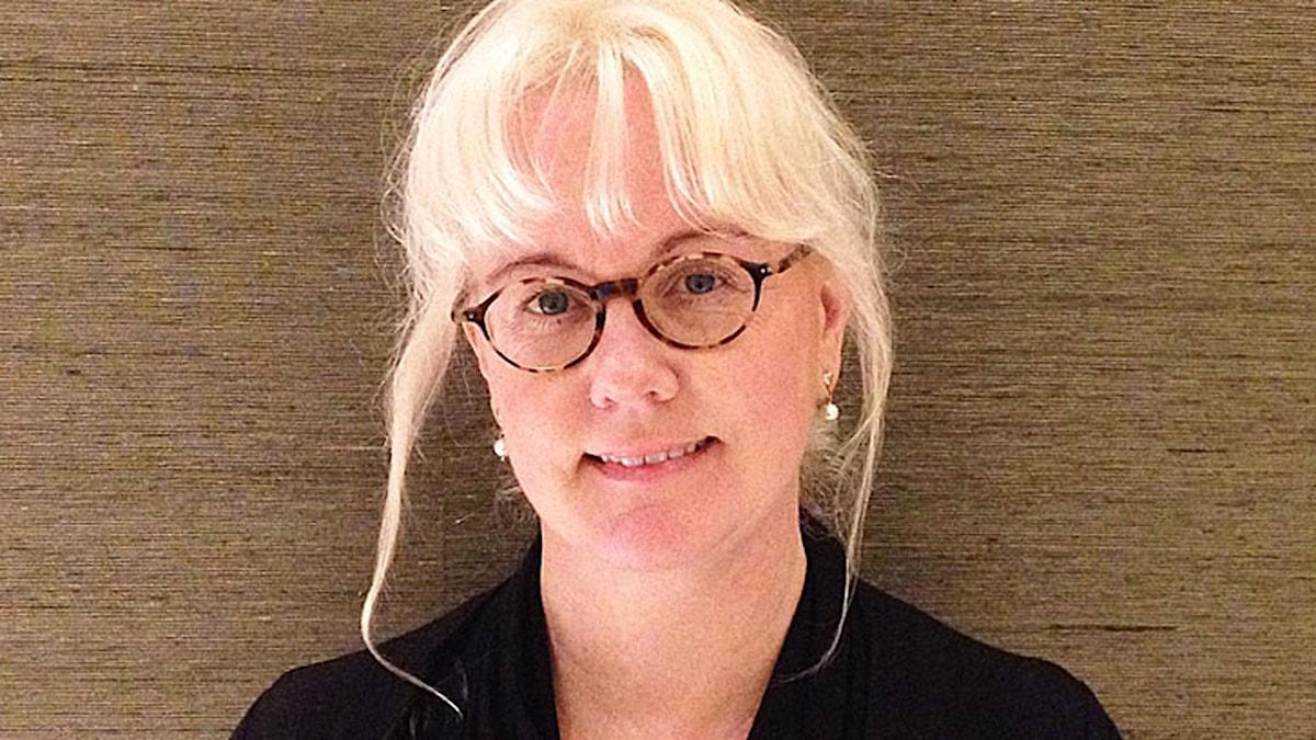 Annika Borg.