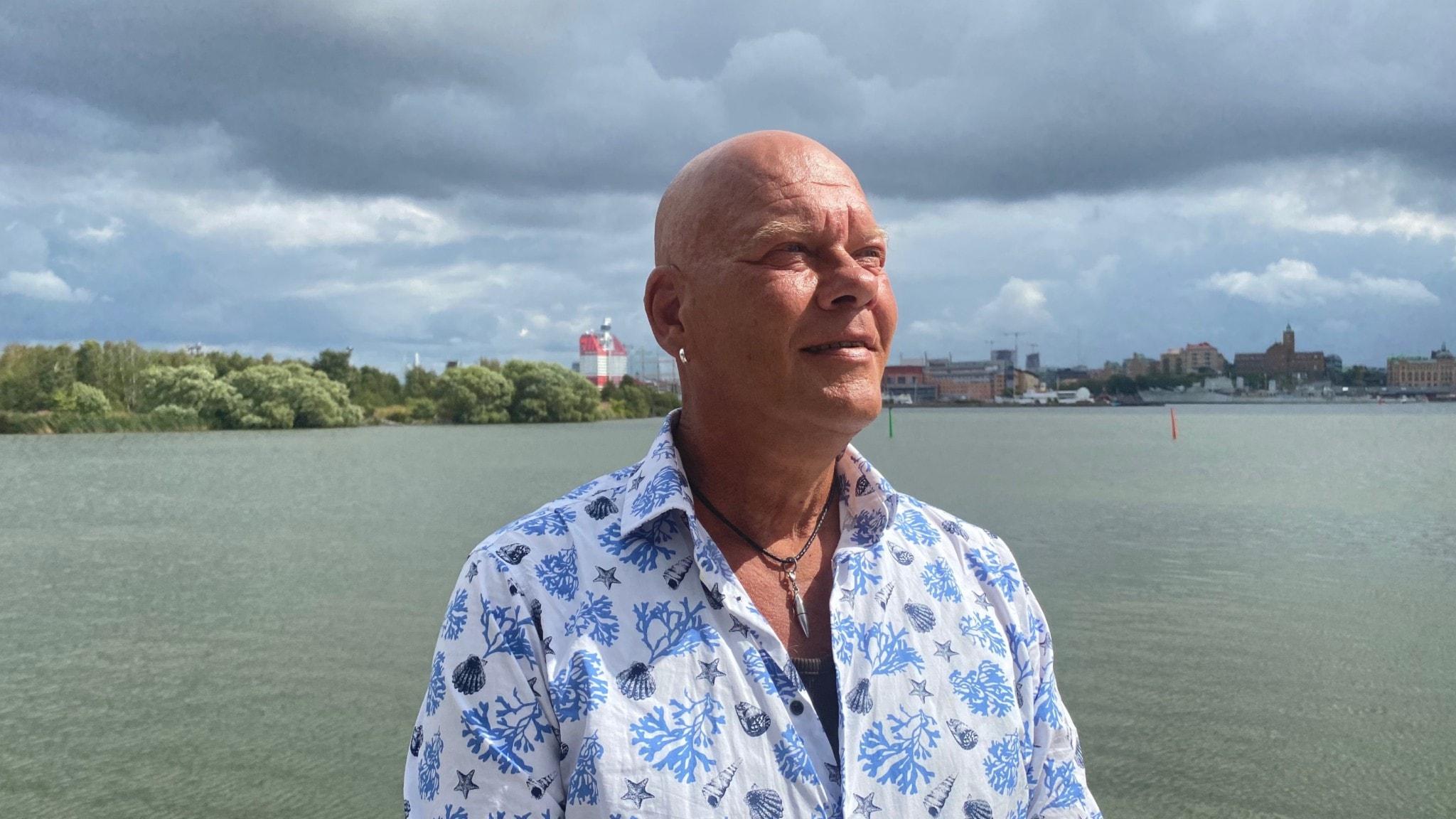 Thomas Jakobsson - Jag har slutat med alkoholen
