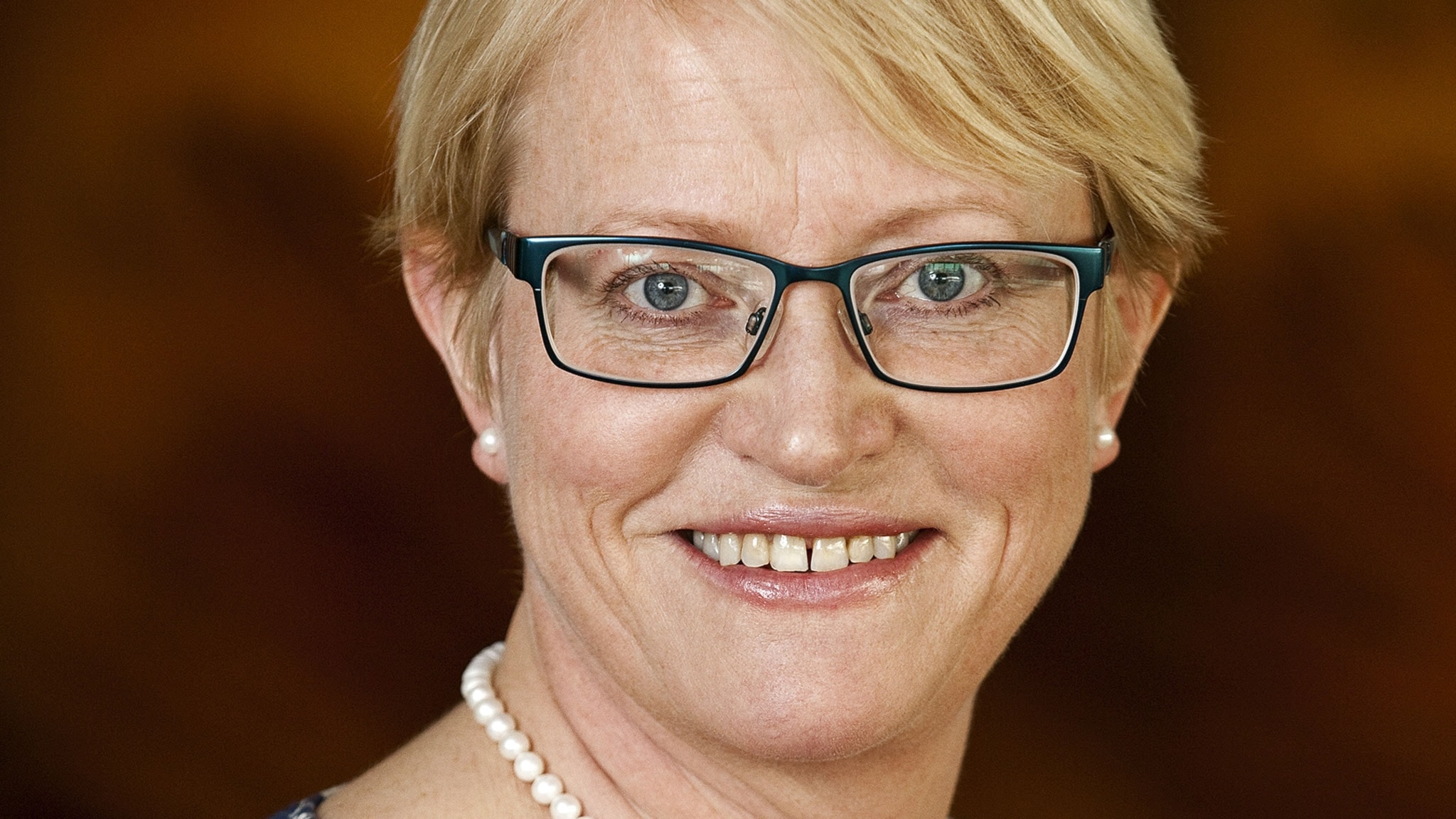 Ing-Marie Wieselgren - Sverige är på riktigt