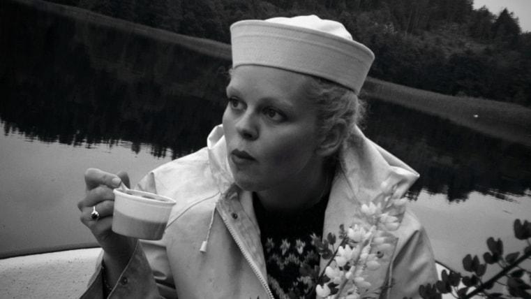 Halla Sigurðardóttir - om att se sig mätt på stjärnhimlen