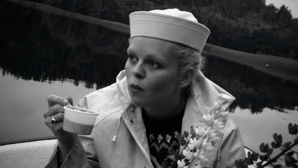 Halla Sigurðardóttir hörs i Tankar för dagen.