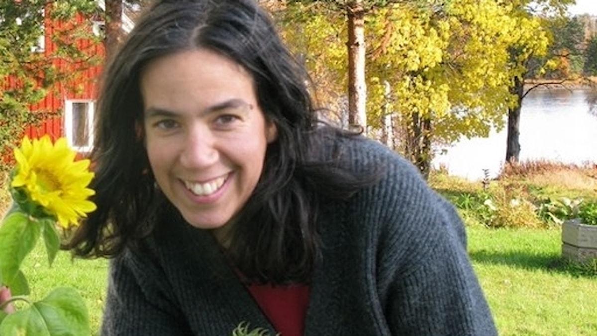 Jenny Abdelkader i Tärendö