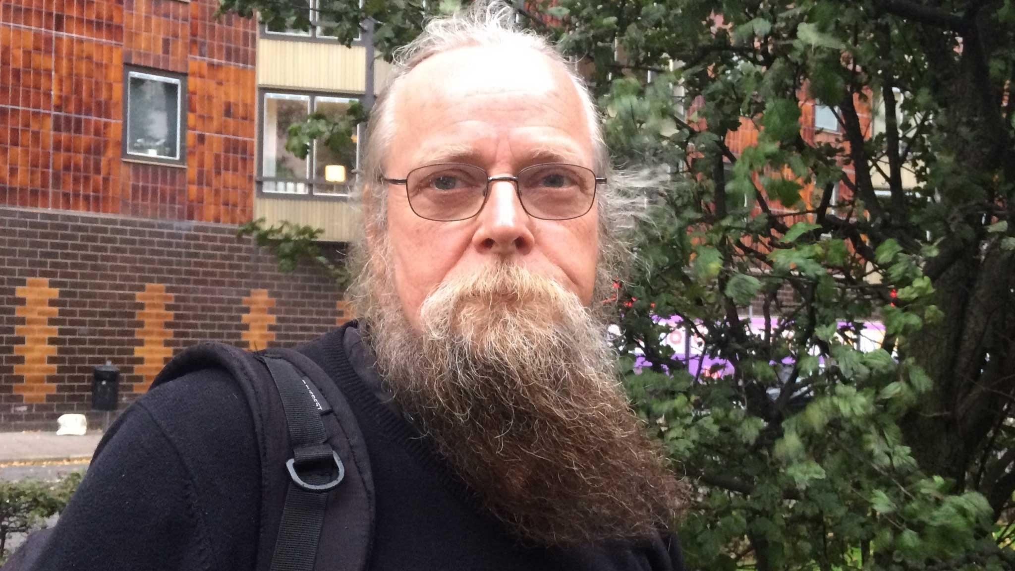 Håkan Sandvik - Vi får aldrig sluta fira livets seger