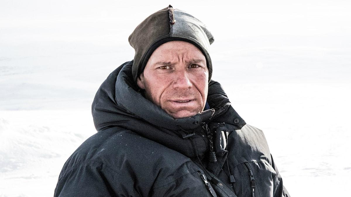 Jakob Nygård är renskötare i Norrbotten