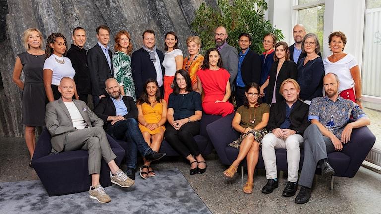 Sveriges Radios korrespondenter 2018