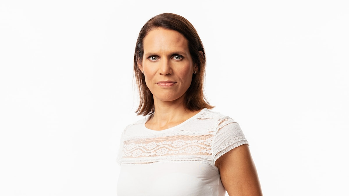 Sveriges Radios korrespondenter 2018  Erika Gabrielsson (Östersjökorrespondent)  Ekot Sveriges Radio