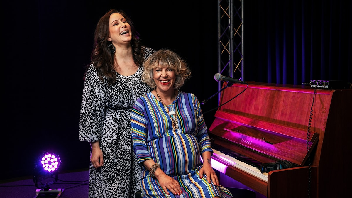 Backstage med Marit Bergman Marit Bergman träffar Lisa Nilsson P4 Sveriges Radio