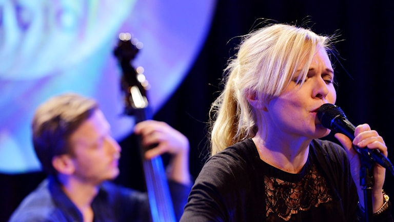 Josefine Lindstrand och Clas Lassbo