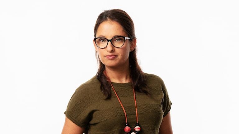 Sveriges Radios korrespondenter 2018  Naila Saleem (Kultur)  Ekot Sveriges Radio
