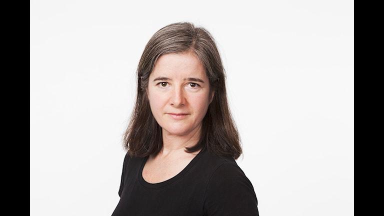 Konflikt P1 Daniela Marquardt Sveriges Radio P1 foto: Mattias Ahlm/Sveriges Radio
