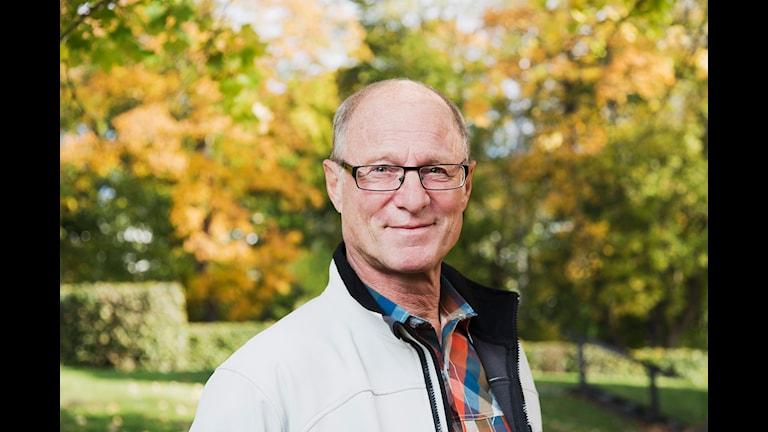 Radiopsykologen. Allan Linnér. Sveriges Radio P1. foto: Mattias Ahlm/Sveriges Radio