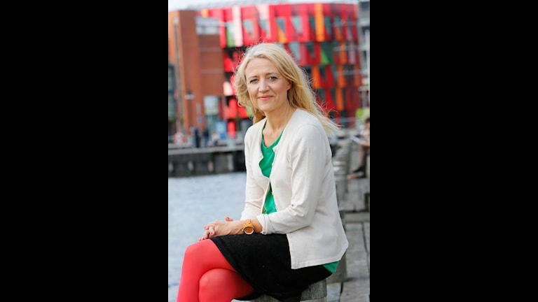 Klara Zimmergren. Foto: Henrik Brunnsgård