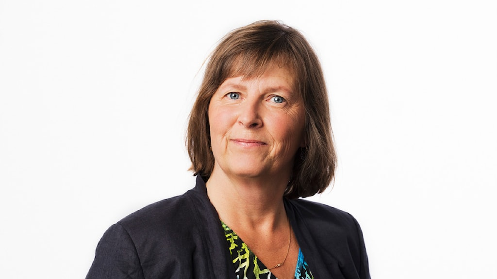 Maria Persson Löfgren. Sveriges Radios korrespondent Moskva. Utrikeskorrespondent. foto: Mattias Ahlm/Sveriges Radio