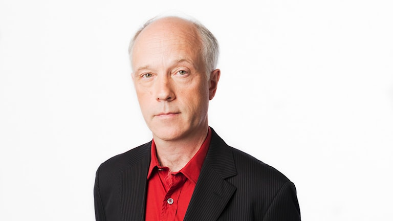 Nils Horner. Sveriges Radios korrespondent Asien. Utrikeskorrespondent. foto: Mattias Ahlm/Sveriges Radio