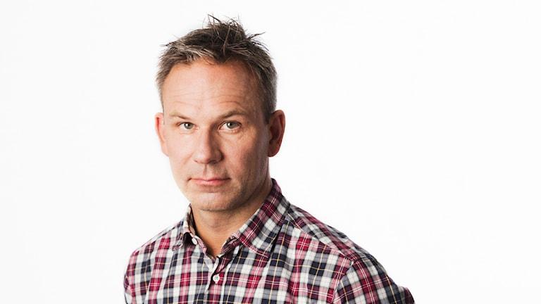 Richard Myrenberg. Sveriges Radios korrespondent Nairobi. Utrikeskorrespondent. foto: Mattias Ahlm/Sveriges Radio