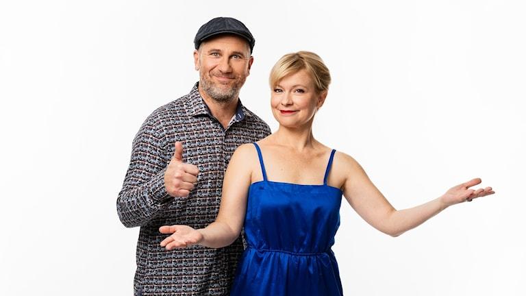 #mittfinland Marko Lehtosalo och Josefine Sundström