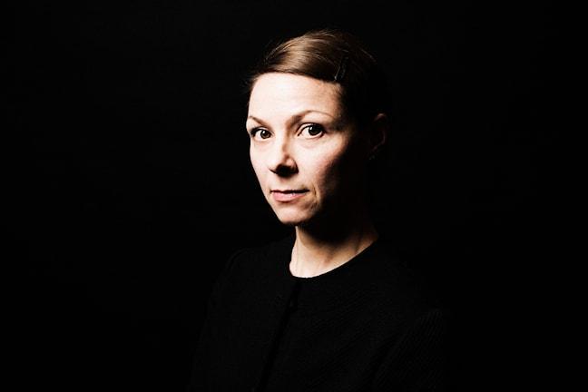 Helena Lopac, Elektroniskt i P2. Foto: Mattias Ahlm/Sveriges Radio