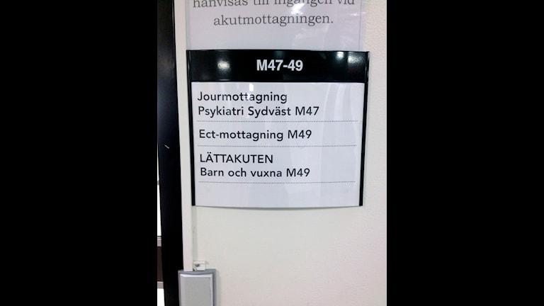 Kropp & Själ – Elchocker mot depression Foto: Moa Sotanian Magnusson