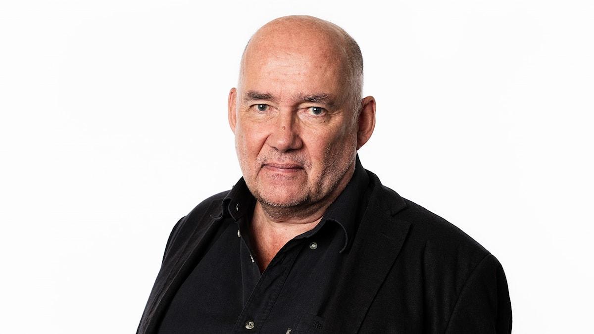 Staffan Sonning. Sveriges Radios korrespondent i London. Ekot Sveriges Radio.