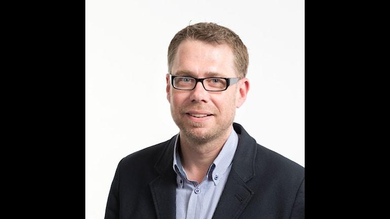 Jan Andersson Ekonomireporter Foto: Micke Grönberg/Sveriges Radio