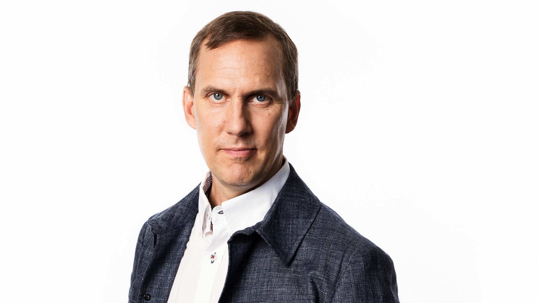 Johan Bergendorff. Sveriges Radios korrespondent om Global hälsa. Ekot Sveriges Radio.