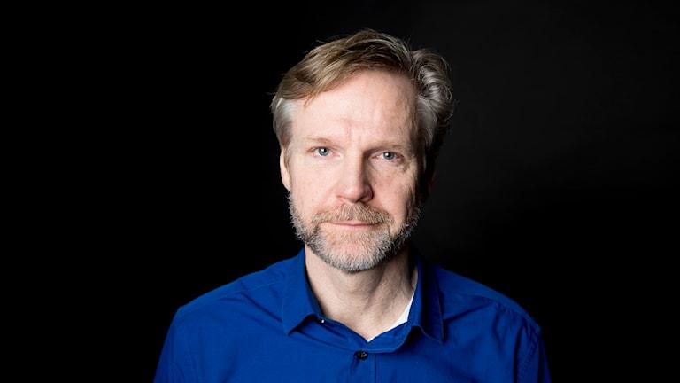 Tomas Ramberg    Foto: Martina Holmberg/Sveriges Radio