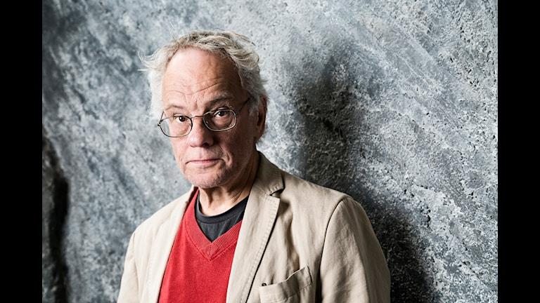 Per Lindqvist. Foto: Mattias Ahlm/Sveriges Radio