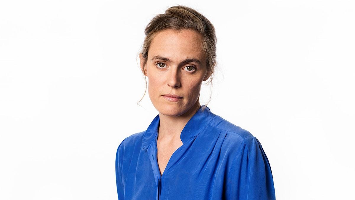 Lotten Collin. Sveriges Radios korrespondent i Rio de Janeiro. Ekot Sveriges Radio.
