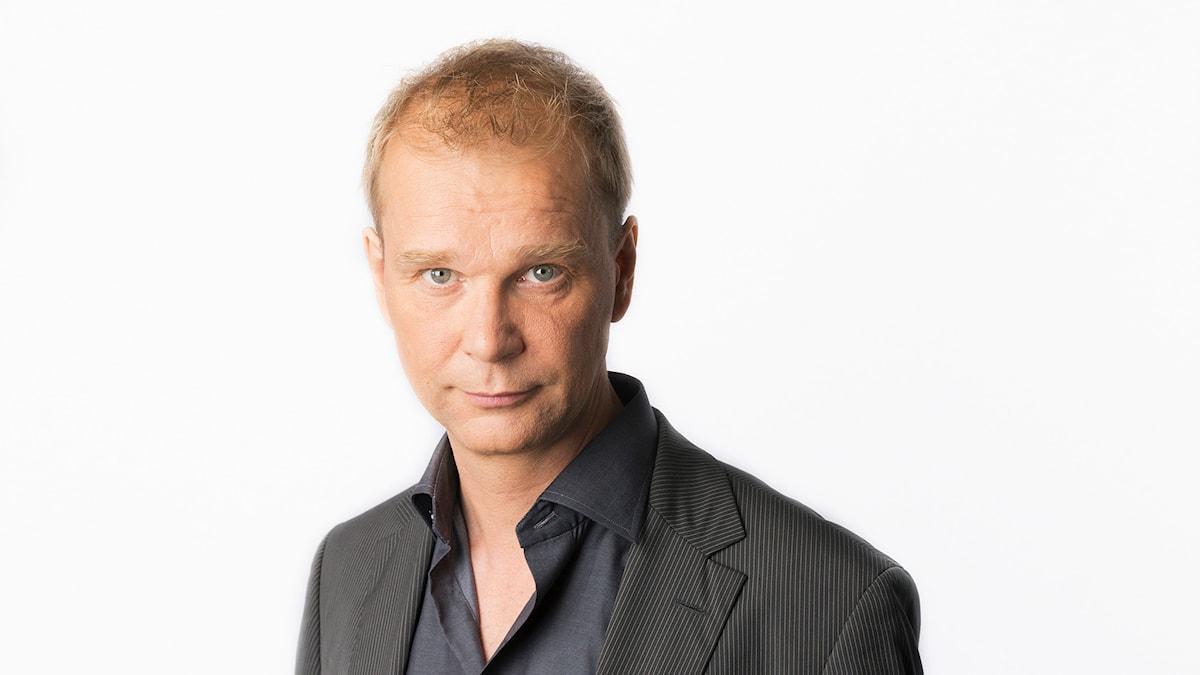 Kristian Åström. Sveriges Radios korrespondent Ekonomi. Sveriges Radio Ekot. Foto: Mattias Ahlm/Sveriges Radio