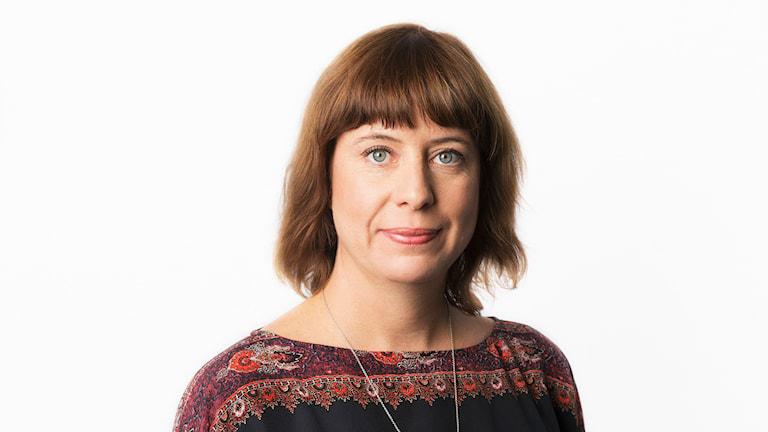 Katja Magnusson. Sveriges Radios korrespondent Istanbul. Sveriges Radio ekot . Foto: Mattias Ahlm/Sveriges Radio. Foto: Mattias Ahlm/Sveriges Radio