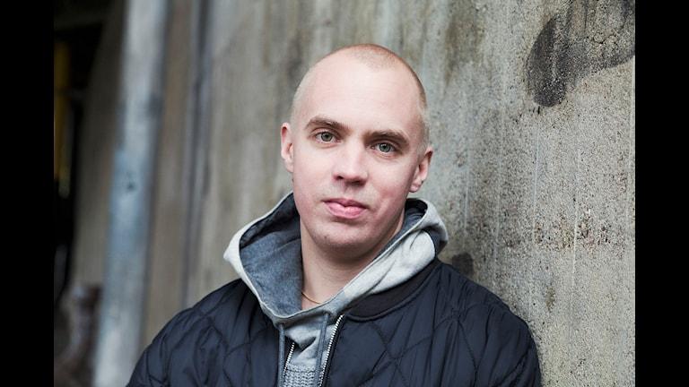 Måns Mosesson   Foto: Mattias Ahlm/Sveriges Radio