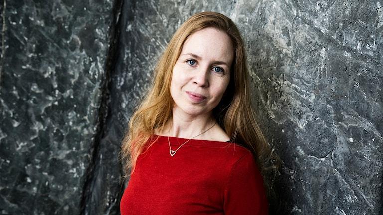 Anna Nyhlin leder P2 Live. Foto: Mattias Ahlm/Sveriges Radio