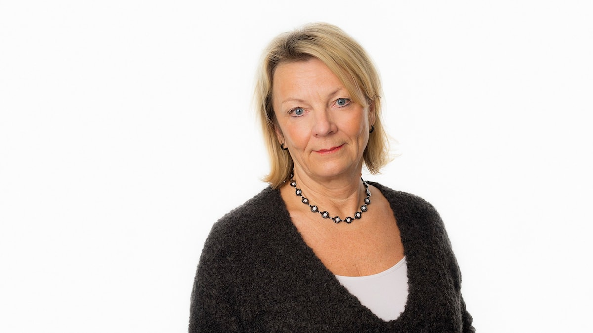 Karin Wickström. Sveriges Radios utrikeskorrespondent Helsingfors. Sveriges Radio Ekot. foto: Mattias Ahlm/Sveriges Radio