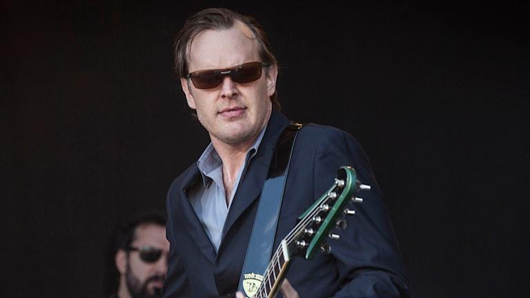 P4 Live Sweden Rock 2014   Joe Bonamassa   Foto: Micke Grönberg/Sveriges Radio