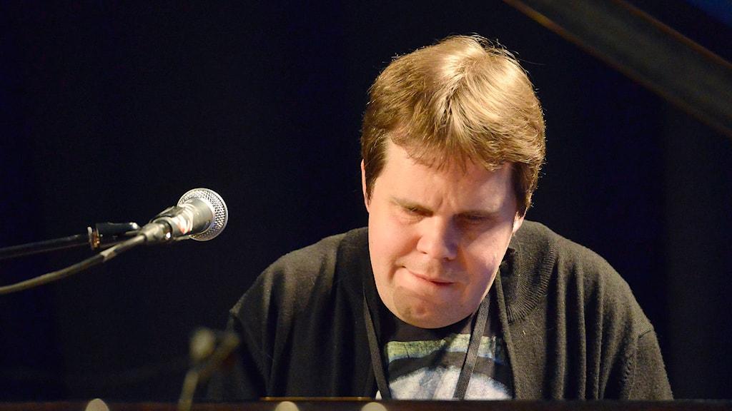 Jazzradion - Mats Öberg Foto: Kjell Oscarsson/Sveriges Radio