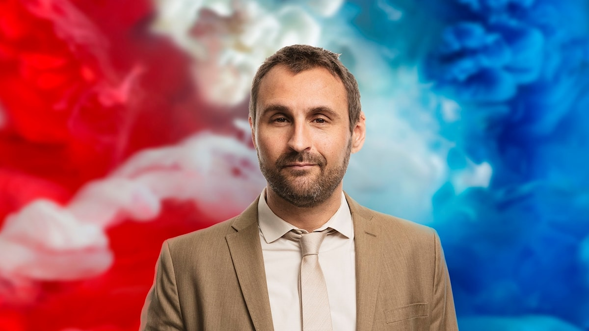 Johar Bendjelloul, programledare i nyhetsstormens öga.