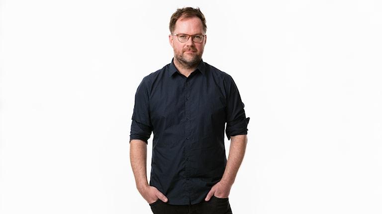 P4 Västs politikreporter Marcus Gorne