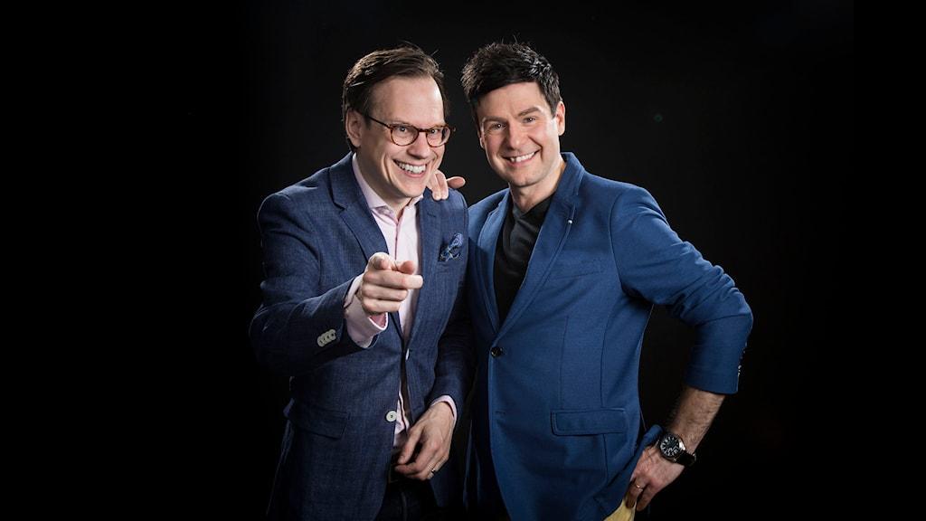 Foto: Micke Grönberg/Sveriges Radio